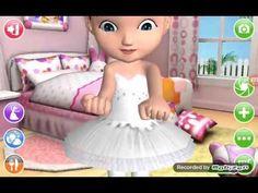 Ava the 3D Doll играем с Супер Дианой