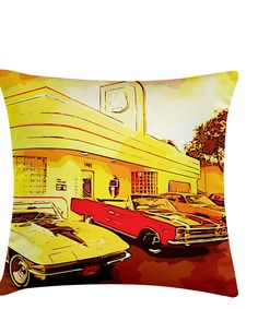 Almofada Car City - Art Decor