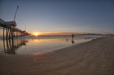 Great photo from professional Los Angeles photographer Ken Shelton featured on 500px.com Sunset