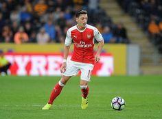Mesut Ozil - Arsenal FC #Arsenal #AFC #COYG