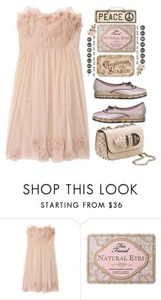 """ #355 Boho .."" by wonderful-paradisaical ❤ liked on Polyvore featuring Too Faced Cosmetics and Accessorize"