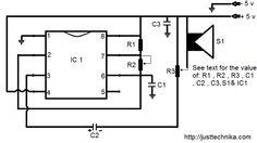Panic Alarm Circuit Diagram, Working and Applications