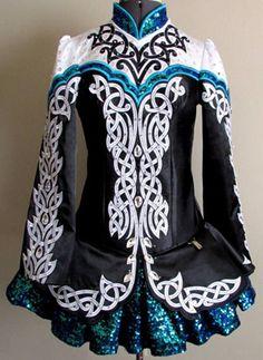 Irish Dance Solo Dress Costume by Kirations