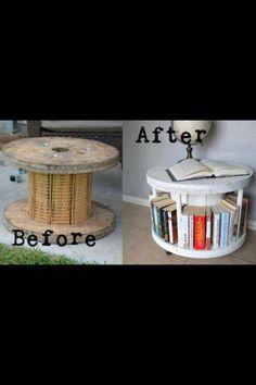 Clever Reuse Idea!