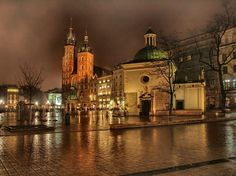 One of the most interesting cities in Poland.