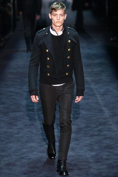 Gucci Men's RTW Fall 2012 jacket!