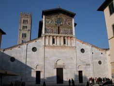 La più bella chiesa della città più bella del mondo: San Frediano a Lucca