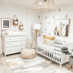 What's Trending this Week: Black in the Nursery – Project Nursery – Baby Room 2020 Baby Nursery Decor, Baby Bedroom, Project Nursery, Baby Boy Rooms, Nursery Neutral, Baby Boy Nurseries, Nursery Themes, Baby Cribs, Baby Decor