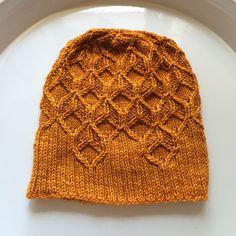 Beeswax hat by Amy van de Laar | malabrigo Rios in Sunset