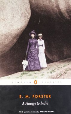 A Passage to India (Penguin Classics) von E.M. Forster http://www.amazon.de/dp/014144116X/ref=cm_sw_r_pi_dp_Ry7xub03RJK19