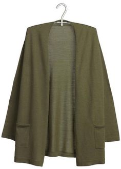 Gilet laine  Taupe by SANDRO