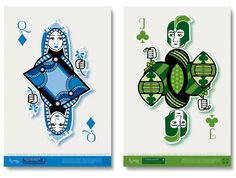 Synergy playing cards by sasbdesigns.com