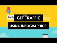 Get Traffic To Your Website For Free Using Infographics - https://getfreewebsitetraffic.com/how-to-get-free-website-traffic/get-traffic-to-your-website-for-free-using-infographics/