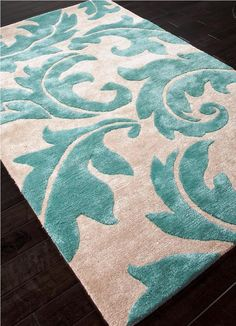 turquoise and brown rugs - Google Search