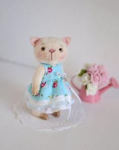 Stuffed animal cat doll as unique pet gift, cat lover gift, remembrance gift Cat Gifts, Cat Lover Gifts, Cat Lovers, Teddy Girl, Gifts For Veterinarians, Remembrance Gifts, Stuffed Animal Cat, Amazing Decor, Cat Doll