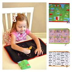 Really.. every mum needs these!! #sanitysaversformums.. Bid goodbye to boredom at the restaurant or on road trips or even, at home on rainy days with the Jaq Jaq Bird Original Chalk Placemats.   These bright and colourful chalk mats are perfect for keeping your little one entertained while Mum and Dad are out at a restaurant, traveling, or just trying to get things done around the house.