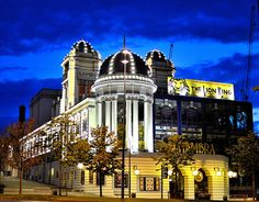 Bradford Alhambra Theatre. West Yorkshire. Not far from where l live.