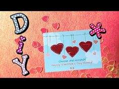 DIY - Scratch-off Lottery Ticket with Envelope - YouTube