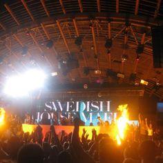 Ushuaia Ibiza - Swedish House Mafia This year in the Privilege...