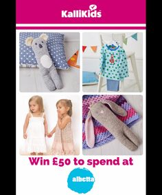 Enter this competition to win an amazing £50 to spend at Albetta