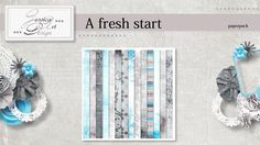 A fresh start paperpack by Jessica art-design