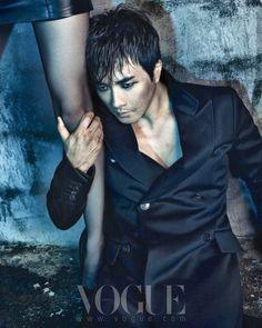 Kwon Sang Woo (Vogue, Sept 2011)