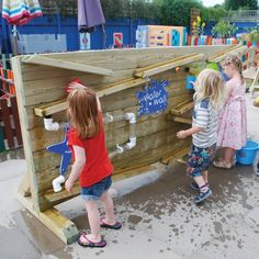 Wooden Water Wall is an amazing developmental and sensory play resource whic., Our Wooden Water Wall is an amazing developmental and sensory play resource whic., Our Wooden Water Wall is an amazing developmental and sensory play resource whic. Kids Outdoor Play, Outdoor Play Spaces, Backyard For Kids, Outdoor Fun, Toddler Outdoor Play Equipment, Eyfs Outdoor Area Ideas, Outdoor Learning, Backyard Ideas, Outdoor School
