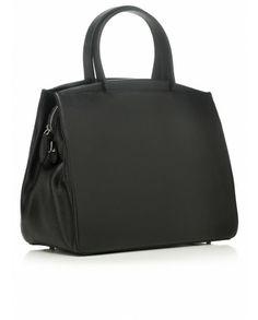 Atterley Road Prato black saffiano calf bag