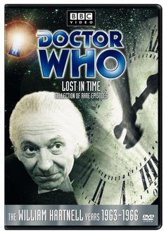 Amazon.com: Doctor Who - Lost in Time Collection of Rare Episodes - The William Hartnell Years 1963-1966: William Hartnell, William Russell, Jacqueline Hill, Carole Ann Ford, Maureen O'Brien, Jean Marsh, Peter Purves, Adrienne Hill, Jackie Lane: Movies & TV