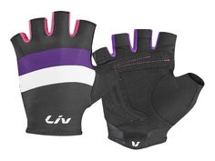 LIV Race Day Short Finger Gloves (Gloves) - Rider Gear   Giant Bicycles   United States