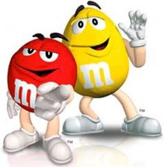 Mundo Das Marcas: M&M's