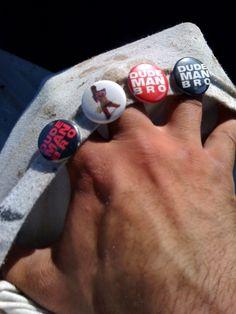 Dude Man Bro - Buttons