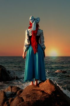 before the sunset on the third day by *NikitaCosplay on deviantART