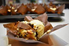 Chocolate Caramel Tim Tam Muffins Recipe