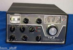 DRAKE-TR-3-HF-TRANSCEIVER- I purchased January 1965