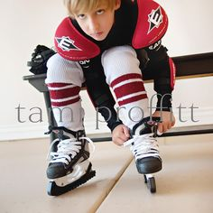 my kids will play hockey. end of story.