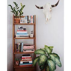 West Elm Mid Century Bookcase