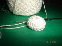 Martisor crosetat handmade Handmade, Hand Made, Handarbeit