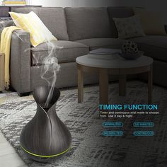 Help me win this awesome essential oil diffuser from #REIDEA