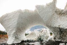 Ice Arch - Jordan Voth | Seattle Wedding & Portrait Photographer