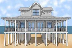 Classic Florida Cracker Beach House