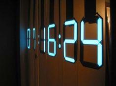 curtain-time clock
