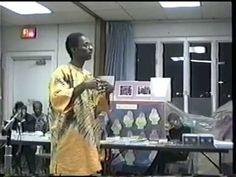 Holistic Health 101 - Dr. Llaila Afrika in Willingboro, NJ - YouTube