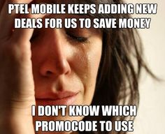 Having too many different deals to choose from to save money at PTel Mobile can be overwhelming....That's why we're adding another Slickdeals deal for you: $30 off any Android phone with the purchase of either Unlimited Everything plan. Free SIM + free shipping too!  Use Promocode: PTELANDSLICK at checkout http://www.platinumtel.com/slickdeals