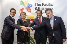 El Economista - Alianza del Pacífico vería con buenos ojos un gran acuerdo comercial con Asia