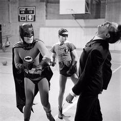 "Adam West Burt Ward Batman TV Series 8x10"" Photo #BA16 | eBay"