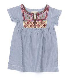 Baby Arnette Dress - Dresses, Skirts & Bloomers - Shop - baby girls | Peek Kids Clothing
