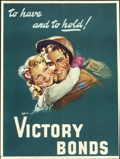 Propaganda played a large role in the funding and aiding of the Canadian war effort.