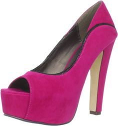 Michael Antonio Women's Keona Open-Toe Pump: Michael Antonio: $79.99 http://www.amazon.com/gp/product/B007NDD16M?ie=UTF8=1789=B007NDD16M=xm2=luclan-20