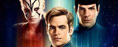 Noticias de cine y series: Star Trek: Más allá: Nuevo póster de la tercera película en la portada de Empire